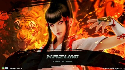 Wallpapers Kazumi Mishima Tekken 7 HD Desktop Background