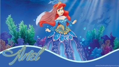 Disney HD Wallpapers: Walt Disney Princess Ariel HD Wallpapers Desktop Background