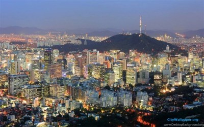 Seoul South Korea Wallpapers 204443 Desktop Background