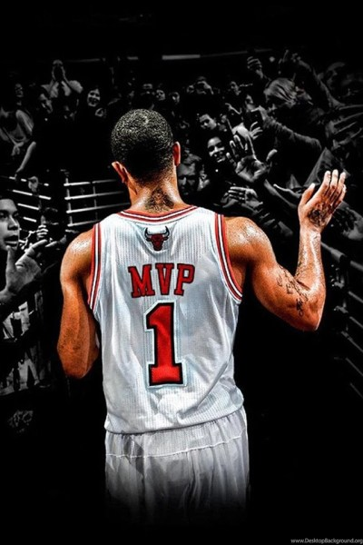 Derrick·Rose iPhone Wallpapers Free Wallpapers For iPhone 6s ... Desktop Background