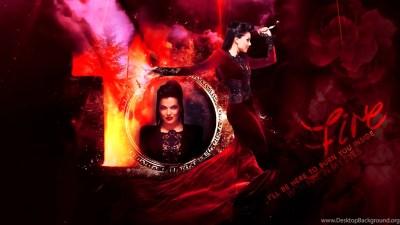 Regina/Evil Queen Once Upon A Time Wallpapers (33698524) Fanpop Desktop Background