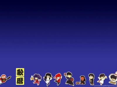 Ranma 1/2 Wallpapers Desktop Background