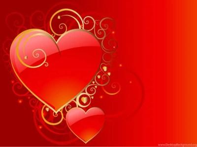 Love Hearts Pair HD Desktop Wallpapers Desktop Background