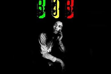 Bob Marley Desktop Background