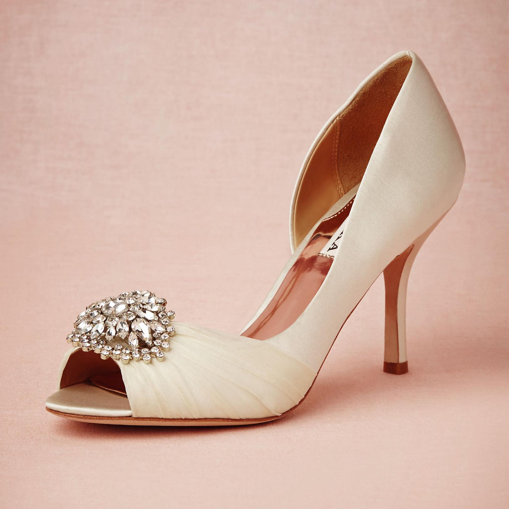 kitten heel wedding shoes Cream Kitten Heel Wedding Shoes