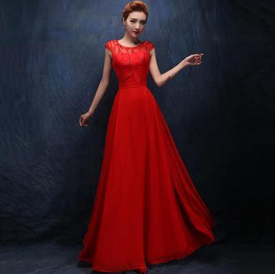 The New Bride Red Toast Clothing Korean Fashion Diamond ...