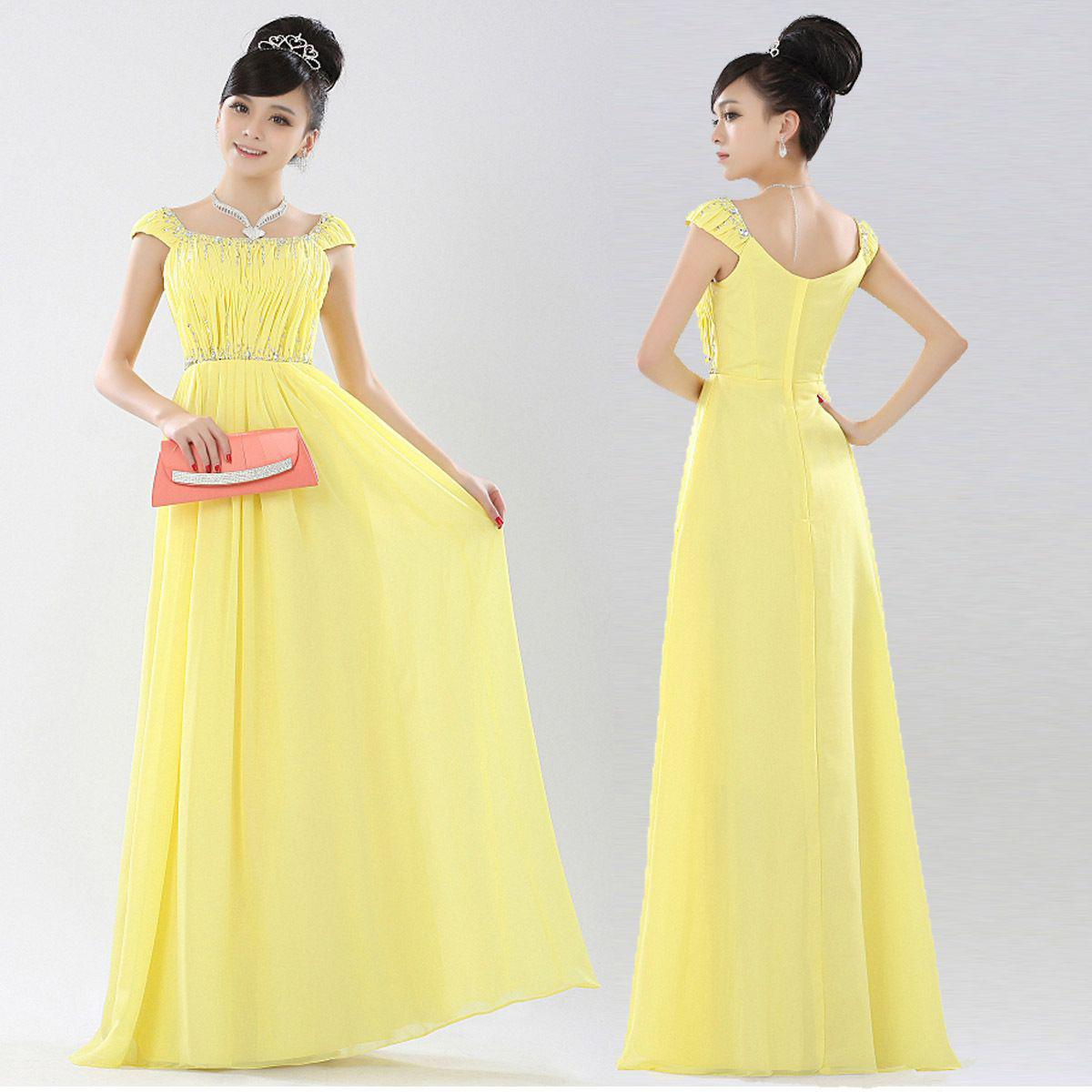 2 bp blogspot yellow wedding dress Wholesale Evening Dresses Buy Luxury Yellow Wedding Dress Bridal