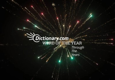Dictionary.com's List of Every Word of the Year - Everything After Z