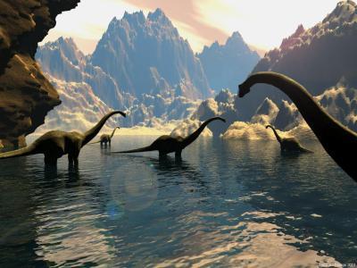 10 Awesome Dinosaur Wallpaper Designs - DinoPit