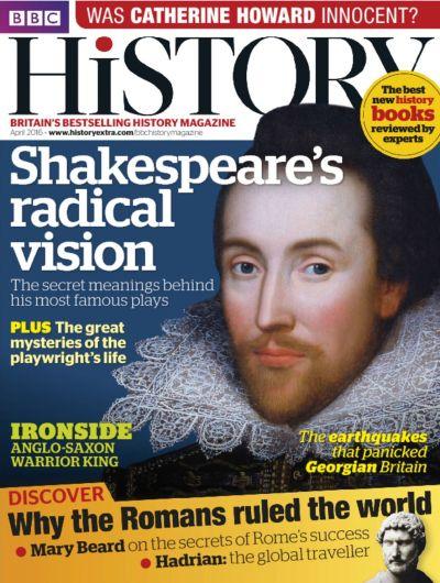 BBC History Magazine   History Extra - DiscountMags.com