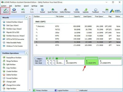 Free Partition Hard Drive in Windows 10 to Organize Hard Disk Partitions