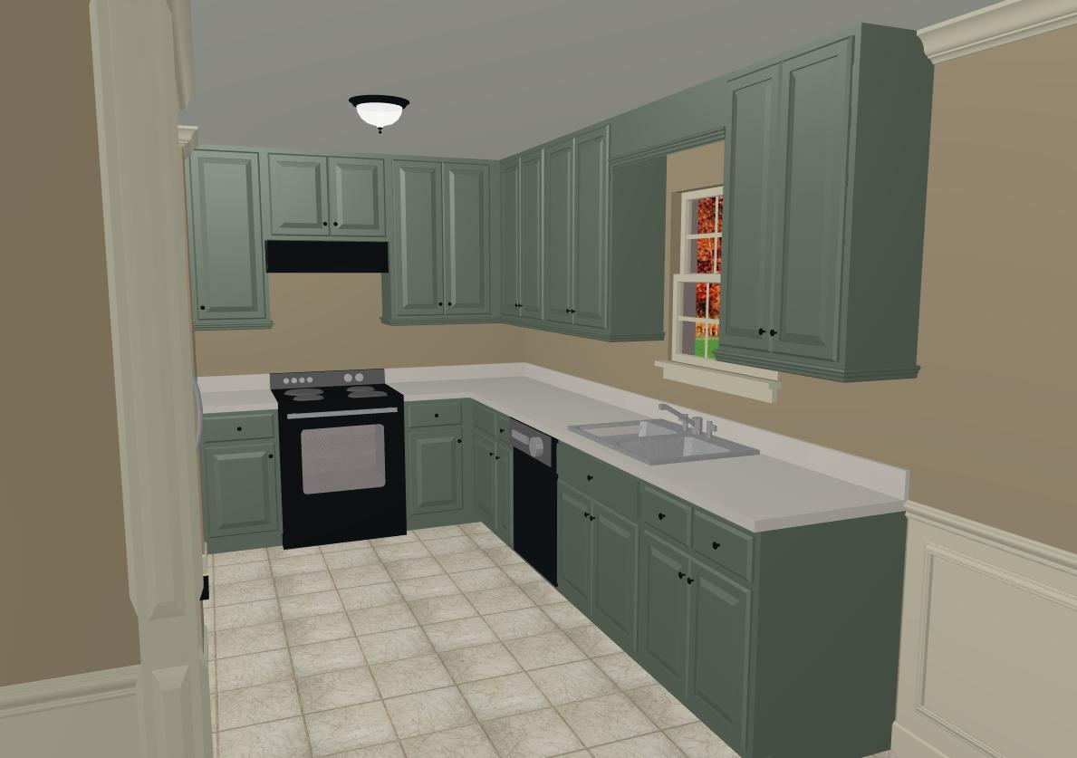 what color paint kitchen cabinets painted kitchen cabinets What color to paint kitchen cabinets eucalyptus