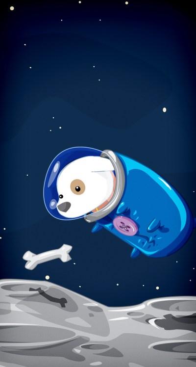 David Lanham • Space Doggy