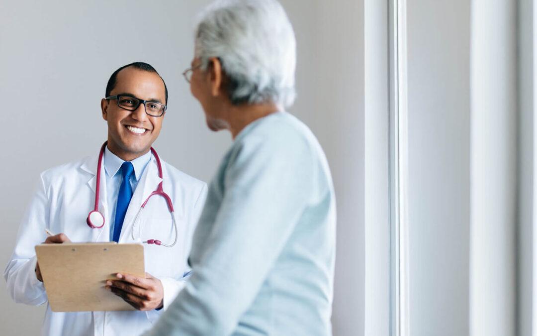 relação médico paciente