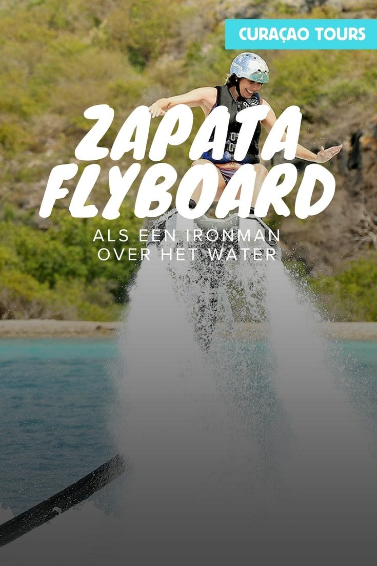 Curacao Tours - Zapata Flyboard