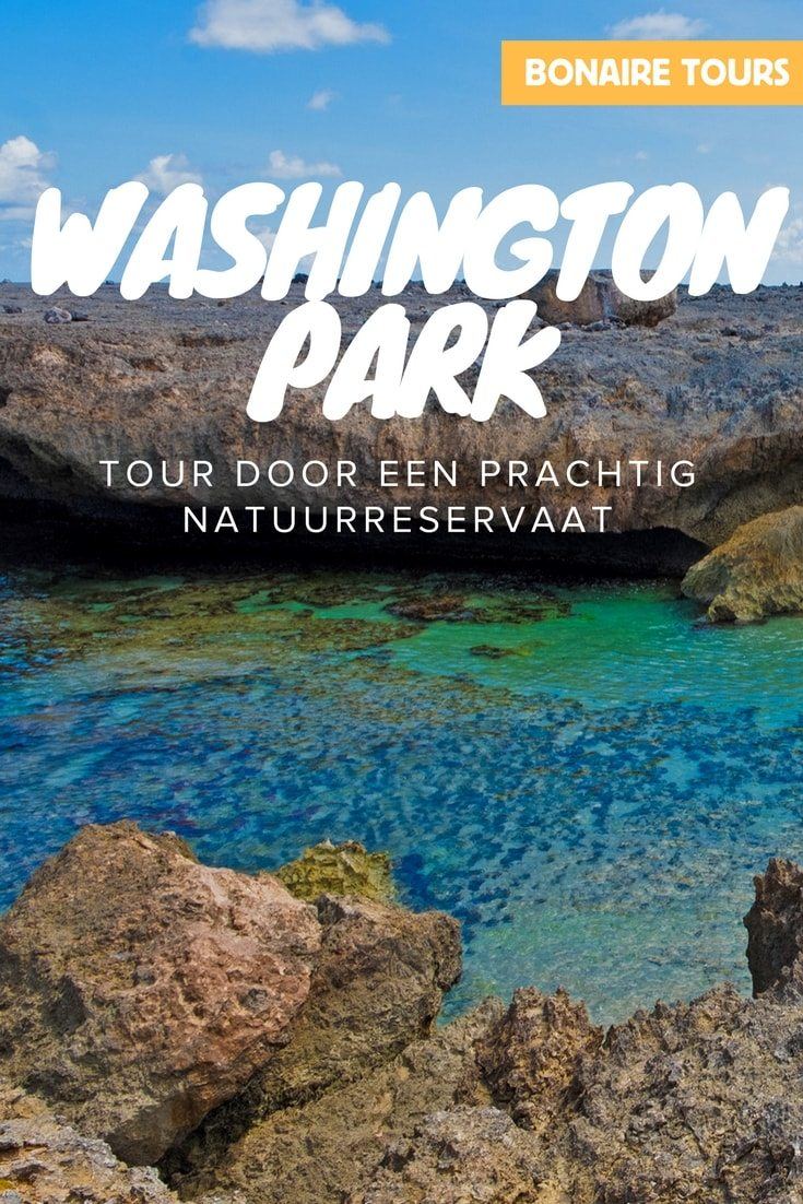 Washington Park op Bonaire
