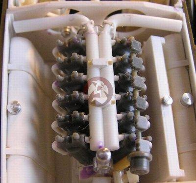 CMK 1/35 Crusader (Cruiser Tank Mk.IV) Engine Set (for Italeri kit) 3115 | eBay