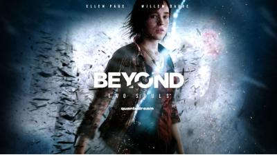 Beyond: Two Souls - PS4 Remaster (Video Game) - Dread Central