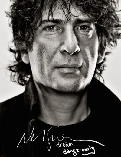 Neil Gaiman: Dream Dangerously Documentary Explores a Brilliant and Twisted Mind - Dread Central