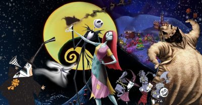 THE NIGHTMARE BEFORE CHRISTMAS 25th Anniversary Blu-ray Details! - Dread Central
