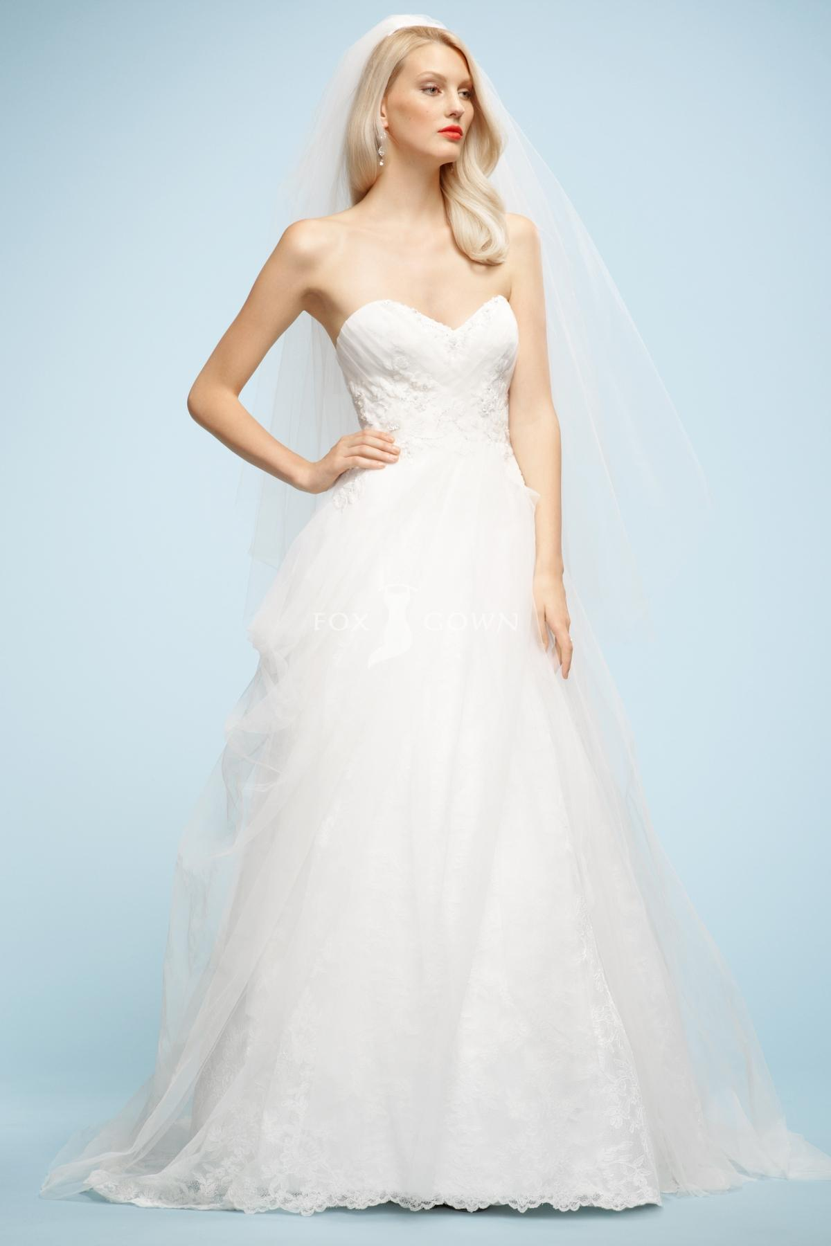 wedding dresses tulle skirt wedding dress skirt Lace And Tulle Dress