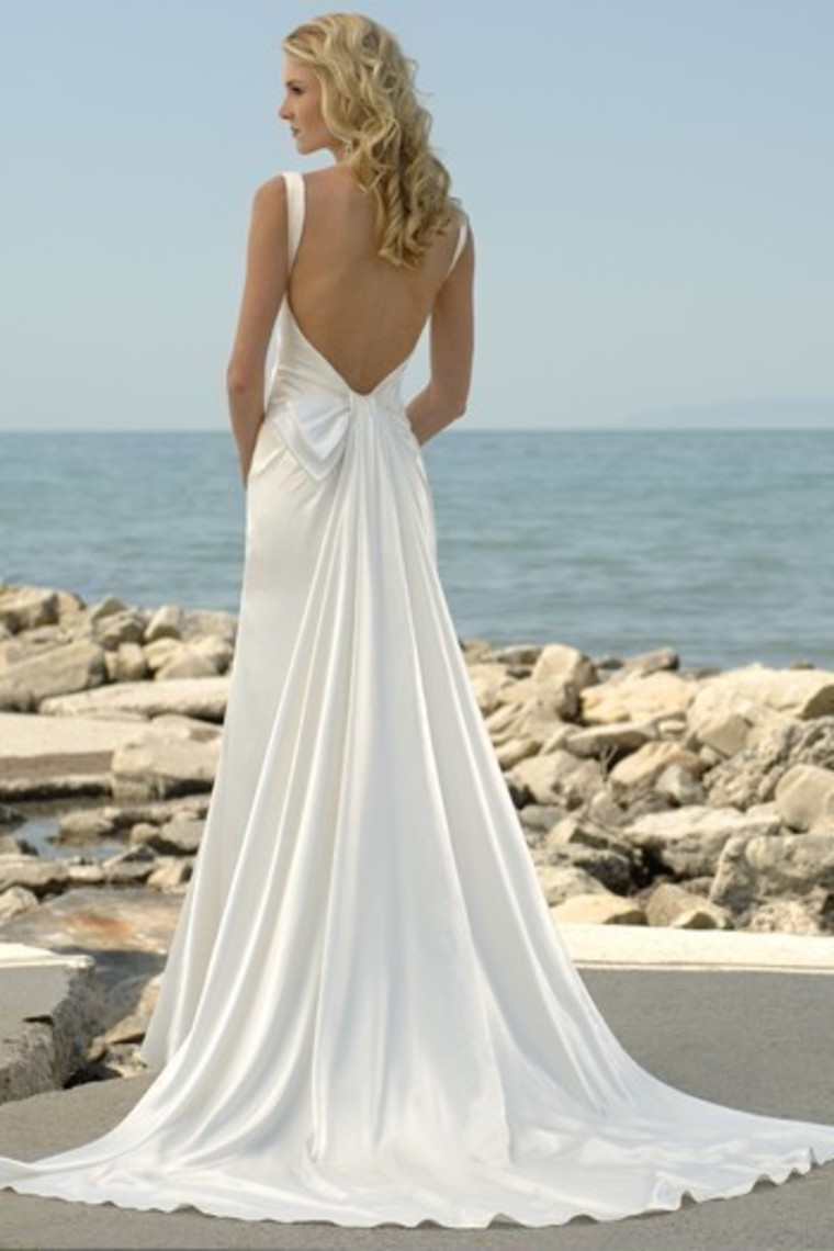 backless wedding dresses backless wedding dresses Backless Beach Wedding Dresses