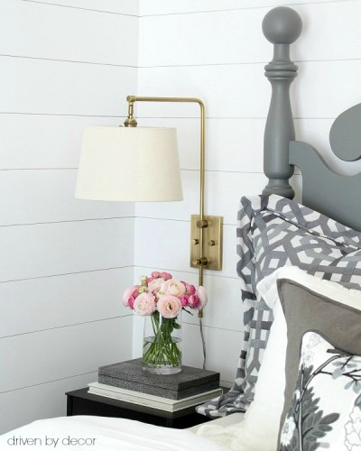 How to DIY Shiplap Walls on the Cheap! | Driven by Decor