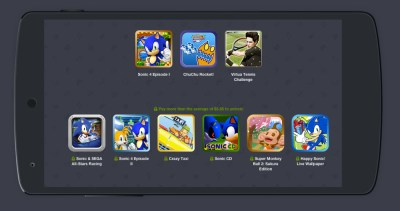 Sega-Themed Humble Mobile Bundle Adds Sonic CD, Happy Sonic! Live Wallpaper – Droid Life