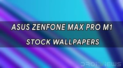 Download Asus Zenfone Max Pro M1 Stock Wallpapers | DroidViews