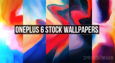 Download OnePlus 6 Stock Wallpapers (2K, 4K, Never Settle)