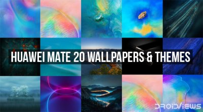 Download Huawei Mate 20 Stock Wallpapers, Live Wallpapers and Themes   DroidViews