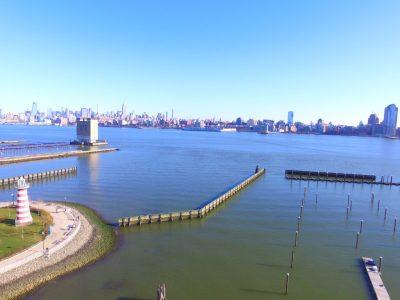 NYC Skyline   Dronestagram