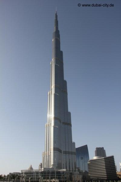 Dubai höchstes Gebäude