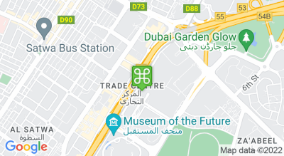 Dubai World Trade Centre Metro Station - Dubai Online