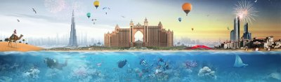Dubai Travel Tourism - Desert Safari - City Tour - Dhow Cruise