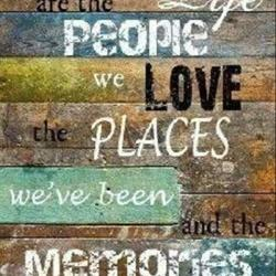Memories Quote With Travel Background Inspiring Quotes and Words