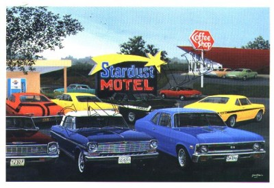 Dennis Wiskow's Auto Art Gallery - Chevy Musclecars