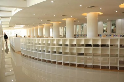 Central Library of IIT Bombay 8 - e-architect