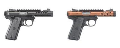 Shooting Review – Ruger Mark IV 22/45 Lite Pistol | Eagle Gun Range Inc.