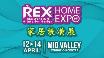 Rex Home Expo - Renovation + Interior Design 2019