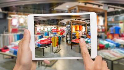 How augmented and virtual reality will help save retail in ...