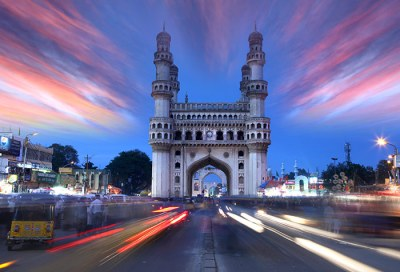 Charminar in Hyderabad Wallpaper for Bedroom Wall Decor