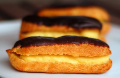 French Fridays with Dorie: Vanilla éclairs on Saturday | eat. live. travel. write.