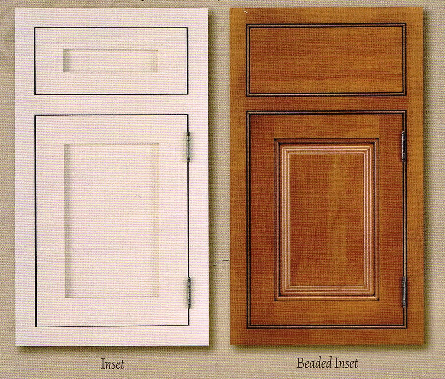 kitchen cabinets kitchen cabinet door styles How to Select Kitchen Cabinets Cabinetry Overlay Styles