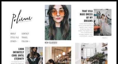 12 Stunning Examples of Masonry Style Blogs | Elegant ...