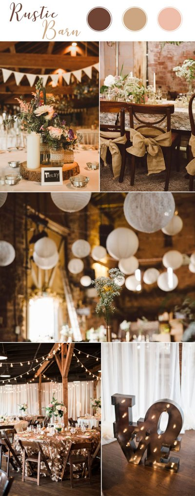 The Hottest 6 Wedding Theme Trends For 2018 ...