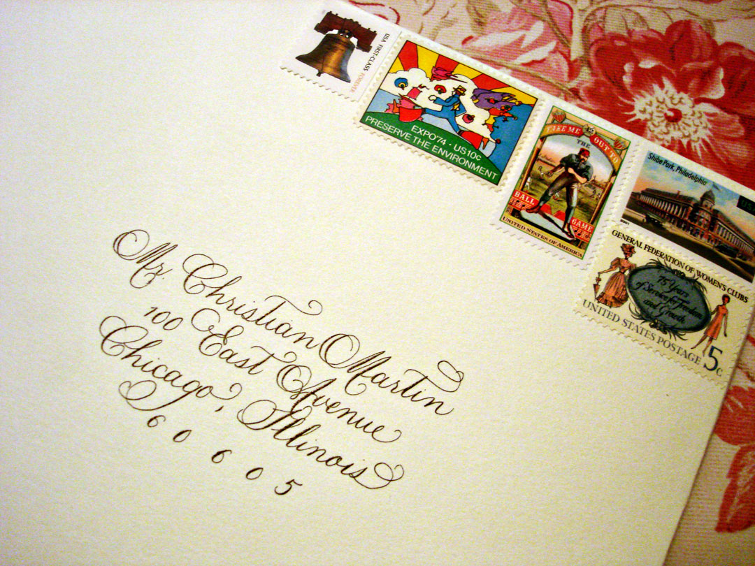stationery thursday crazy for vintage stamps wedding invitation stamps wedding invitations vintage stamps