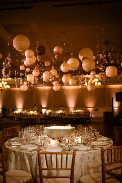 Modern + Elegant Ballroom Wedding - Elizabeth Anne Designs ...