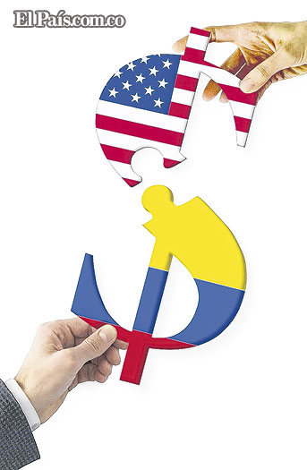 Estados Unidos y Colombia registrarán un comercio bilateral récord con TLC - Economia - El País