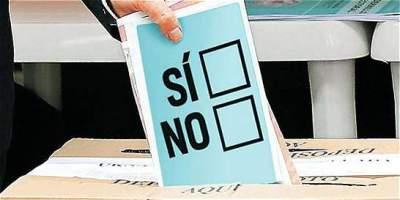 Especial: Votación y Resultados Plebiscito por la Paz en Colombia 2016 - Especial - ELTIEMPO.COM